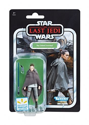 Pre-Order - Star Wars The Vintage Collection 2018 Last Jedi - Rey (Island Journey) Exclusive Figure
